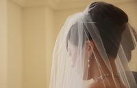 挙式に欠かせないブライダルアクセサリー♪花嫁のウエディングベール