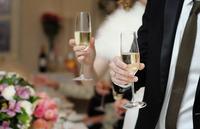 結婚式の乾杯の挨拶をスマートに♪