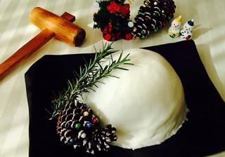 子どもから大人まで楽しめる♪クリスマスにピッタリの塩釜焼き♡