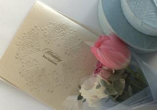 結婚式の招待状 手作りする場合のお役立ち情報