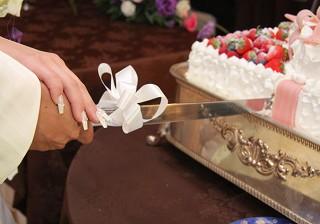 ケーキカットやキャンドルサービスで気をつけること