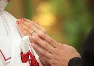 神前式で和の花嫁に!神前挙式の基本の「き」