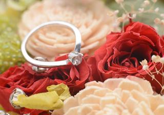 指輪が先か、プロポーズが先か