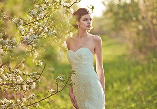 ウエディングドレス選びの参考になる海外の美しすぎる動画まとめ