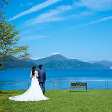 芦ノ湖畔に佇む箱根ホテルでリゾートウエディング
