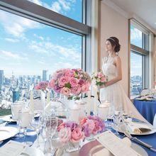スカイツリーも東京タワーも見える地上230m のステージ