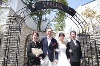 鎌倉 結婚式 レグリーズ鎌倉 レストランウエディング