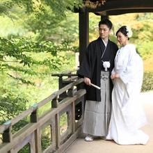 横浜 結婚式 三渓園 文化財ウェディング
