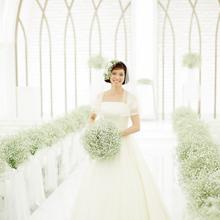 池袋駅徒歩2分の好アクセスの結婚式場。設備力も自慢です。