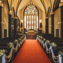 【初めてのご見学の方限定】大聖堂挙式料がまるごと¥0に!
