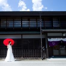 日本の伝統の中に、お二人らしさを
