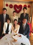 マダムが撮るご家族の記念写真は、みなさま満面の笑顔になります
