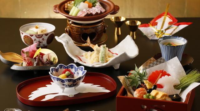 四季折々の食材の旨味と職人技が織りなす口福