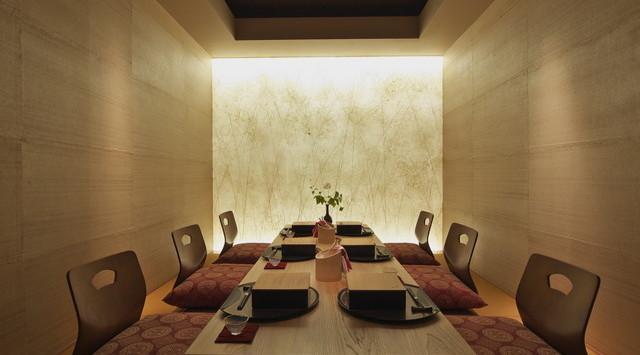 大小19室160席の全席完全個室 最大60名様まで受入可能