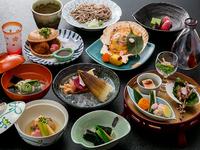 ◆ご両家の門出を祝う四季溢れる会席料理