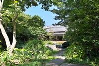 日本庭園を眺めながら和やかなお顔合わせを